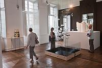 Europe/France/Aquitaine/24/Dordogne/Périgord vert/Nontron: Pôle Expérimental Métiers d'Art regroupe les artisans d'art et les Artistes du Nontronnais. Une salle d'exposition, au Château présente leurs oeuvres