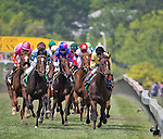 MAY 16, 2015: Scenes from around the track on Preakness Day  at Pimlico Race Course in Baltimore, Maryland. Jon Durr/ESW/Cal Sport Media