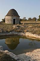 Europe/France/Midi-Pyrénées/46/Lot/ Env de Livernon: Lac de Lacam  et cazelle