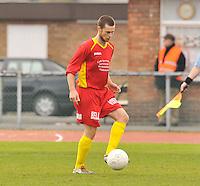 SK Spermalie  : Joachim Van Dycke.foto VDB / BART VANDENBROUCKE