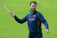 James Foster of Essex during Essex CCC vs Hampshire CCC, Specsavers County Championship Division 1 Cricket at The Cloudfm County Ground on 20th May 2017