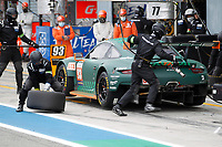 #93 PROTON COMPETITION (DEU) - PORSCHE 911 RSR - MICHAEL FASSBENDER (IRL)/FELIPE LASER (DEU)/RICHARD LIETZ (AUT)