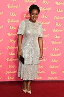 Charlene White<br /> arriving for the ITV Palooza at the Royal Festival Hall, London.<br /> <br /> ©Ash Knotek  D3532 12/11/2019