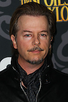 """LOS ANGELES, CA - JANUARY 07: David Spade arriving at the Los Angeles Screening Of IFC's """"The Spoils Of Babylon"""" held at the Directors Guild Of America on January 7, 2014 in Los Angeles, California. (Photo by Xavier Collin/Celebrity Monitor)"""