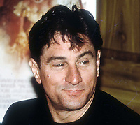 Robert DeNiro 1986<br /> Photo By John Barrett/PHOTOlink.net