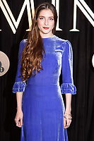 Birdy<br /> arriving for the BFI Luminous Fundraising Gala 2017 at the Guildhall , London<br /> <br /> <br /> ©Ash Knotek  D3316  03/10/2017
