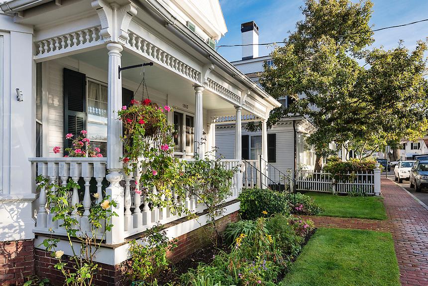 Charming home, Edgartown, Martha's Vineyard, Massachusetts, USA
