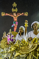 RIO DE JANEIRO (RJ) 29.02.2020 - Carnaval - Rio Escola de samba Estacao Primeira de Mangueira no desfile das campeas das escolas de samba do Grupo Especial do Rio de Janeiro neste sabado (29) na Marques de Sapucai. (Foto: Ellan Lustosa/Codigo 19/Codigo 19)