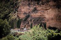 Stage 8: Valls to Igualada (167km)<br /> La Vuelta 2019<br /> <br /> ©kramon