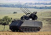 - Italian Army, anti-aircraft SIDAM system supplied to 121 ° anti-aircraft artillery regiment Ravenna (1992)....- Esercito Italiano, sistema antiaereo SIDAM,in dotazione al 121° reggimento artiglieria contraerei Ravenna (1992)