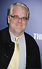 """actor Phillip Seymour Hoffman  attends the New York Premiere of """"The Ides of March"""" ..on October 5, 2011 at The Ziegfeld Theatre in New York City. The movie stars George Clooney, Marisa Tomei, Evan Rachel Wood, Paul Giamatti, Phillip Seymour Hoffman and Jeffrey Wright."""