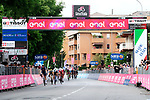Tim Merlier (BEL) Alpecin Fenix wins the sprint for Stage 2 of the 2021 Giro d'Italia, running 179km from Stupinigi (Nichelino) to Novara, Italy. 9th May 2021.  <br /> Picture: LaPresse/Gian Mattia D'Alberto | Cyclefile<br /> <br /> All photos usage must carry mandatory copyright credit (© Cyclefile | LaPresse/Gian Mattia D'Alberto)