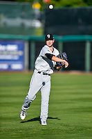 Grand Junction Rockies starting pitcher Riley Pint (34) throws before the game against the Orem Owlz in Pioneer League action at Home of the Owlz on July 7, 2016 in Orem, Utah. The Owlz defeated the Rockies 15-3. (Stephen Smith/Four Seam Images)