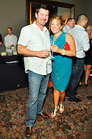 Meagan Luebe and Rainey Massad Wedding Rehearsal and Party at The Tasting Room Houston