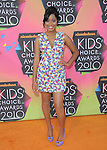 Keke Palmer at Nickelodeon's 23rd Annual Kids' Choice Awards held at Pauley Pavilion in Westwood, California on March 27,2010                                                                                      Copyright 2010 © DVS / RockinExposures