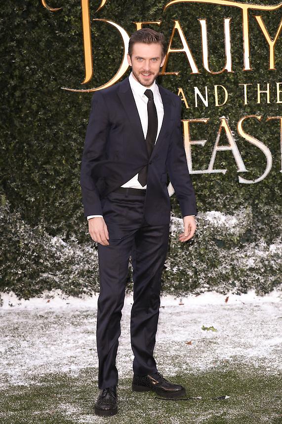 "Dan Evans<br /> arrives for the ""Beauty and the Beast"" screening, St.James', London.<br /> <br /> <br /> ©Ash Knotek  D3234  23/02/2017"
