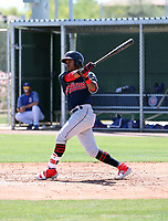 Pedro Alfonseca - Cleveland Indians 2019 extended spring training (Bill Mitchell)