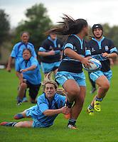 150502 Women's Rugby - Kia Toa v Levin COB