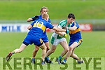 Action from Na Gaeil v Michael Cusacks in the Munster Junior Club Football Championship semi final in Austin Stack Park on Saturday.