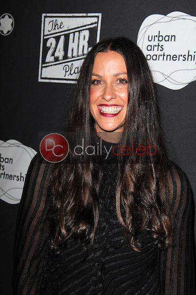 Alanis Morissette<br /> at The 24 Hour Plays Los Angeles After-Party, Shore Hotel, Santa Monica, CA 06-20-14<br /> David Edwards/DailyCeleb.com 818-249-4998