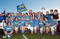 170729 Canterbury Club Rugby - Metro Premier Final