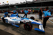 Verizon IndyCar Series<br /> Indianapolis 500 Qualifying<br /> Indianapolis Motor Speedway, Indianapolis, IN USA<br /> Saturday 20 May 2017<br /> Marco Andretti, Andretti Autosport with Yarrow Honda<br /> World Copyright: Phillip Abbott<br /> LAT Images<br /> ref: Digital Image abbott_IndyQ-0517_19513