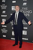 Silvio ORLANDO - Presentation de la nouvelle serie de Canal+ ' THE YOUNG POPE ' realisee par Paolo Sorrentino le 17 octobre 2016 - Cinematheque Francaise - Paris - France
