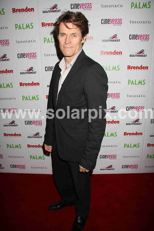 **ALL ROUND PICTURES FROM SOLARPIX.COM**.**SYNDICATION RIGHTS FOR UK, AUSTRALIA, DENMARK, PORTUGAL, S. AFRICA, SPAIN & DUBAI (U.A.E) ONLY**.2009 CineVegas Film Festival - Honorees Reception arrivals at Palms Hotel and Casino, Las Vegas, NV, USA. 13 June 2009..This pic: Willem Dafoe..JOB REF: 9247 PHZ (PRN)   DATE: 13_06_2009.**MUST CREDIT SOLARPIX.COM OR DOUBLE FEE WILL BE CHARGED**.**ONLINE USAGE FEE GBP 50.00 PER PICTURE - NOTIFICATION OF USAGE TO PHOTO @ SOLARPIX.COM**.**CALL SOLARPIX : +34 952 811 768 or LOW RATE FROM UK 0844 617 7637**