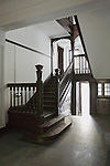Main Staircase, Commissioner's Residence In Wuhu.