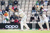 Tim Southee of New Zealand pushes to long on for  a single during India vs New Zealand, ICC World Test Championship Final Cricket at The Hampshire Bowl on 22nd June 2021