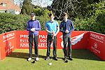 Principality Junior Wales Open 2012.Radyr Golf Club..13.04.12.©Steve Pope