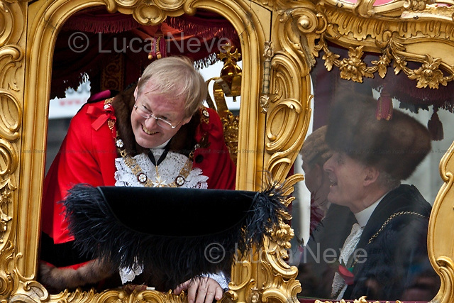 David Wootton, Lord Mayor of London - 2011<br />