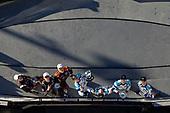 TCR Podium, #37 LA Honda World Racing Honda Civic TCR, TCR: Tom O'Gorman, Shelby Blackstock, #73 LA Honda World Racing Honda Civic TCR, TCR: Mike LaMarra, Mat Pombo, #23 Fast MD Racing Audi RS3 LMS TCR, TCR: Nick Galante, James Vance, Jared Salinsky