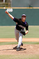 Kyle Winkler - 2009 Texas Christian Horned Frogs playing against the San Diego State Aztecs at Tony Gwynn Stadium, San Diego, CA - 04/25/2009 .Photo by:  Bill Mitchell/Four Seam Images