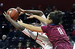 Rutgers Women's Basketball takes on FDU at the RAC in Piscataway on Sunday December 10,2017<br /> (MARK R. SULLIVAN/markrsullivan.com)