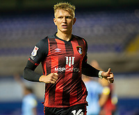 2nd October 2020; St Andrews Stadium, Coventry, West Midlands, England; English Football League Championship Football, Coventry City v AFC Bournemouth; Sam Surridge of AFC Bournemouth during the match