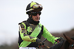 January 23, 2021: Jockey Joseph Rocco, Jr. after the running of the Fifth Season Stakes at Oaklawn Racing Casino Resort in Hot Springs, Arkansas on January 22, 2021. Justin Manning/Eclipse Sportswire/CSM