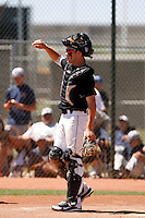 Bryce Harper playing with the San Diego Show in the USA Baseball 16U West Showcase in Peoria, AZ and Surprise, AZ - 06/21/2009..Photo by:  Bill Mitchell/Four Seam Images