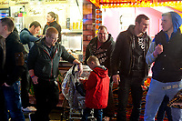 Copyright Si barber <br /> Visitors and dignitaries to King's Lynn Mart 2015