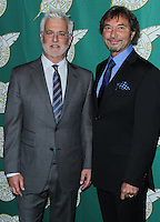 BEVERLY HILLS, CA, USA - FEBRUARY 28: Rob Friedman, Patrick Wachsberger at the 51st Annual Publicists Awards Luncheon Presented By The International Cinematographers Guild (ICG, IATSE LOCAL 600) held at the Regent Beverly Wilshire Hotel on February 28, 2014 in Beverly Hills, California, United States. (Photo by Xavier Collin/Celebrity Monitor)