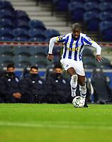 20th December 2020; Dragao Stadium, Porto, Portugal; Portuguese Championship 2020/2021, FC Porto versus Nacional; Nanú of FC Porto comes forward on the ball