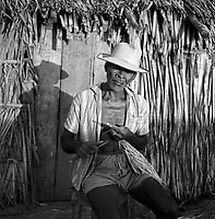 Menschen in Bahia, Brasilien 1960er Jahre. Faces of Bahia, Brazil 1960s.