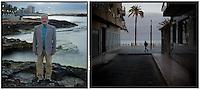 TORREVIEJA - JOSE MANUEL DOLON. Soy José Manuel Dolón García, soy de Torrevieja y concejal en su Ayuntamiento. Tengo 60 años, casado. Trabajo en banca desde hace 43 años. Activista, de izquierdas y ecologista. .Torrevieja era un pequeño pueblo costero al sur de la Comunidad Valenciana de apenas 9.000 habitantes, que vivía de la pesca, de las salinas y del turismo en verano. Su fisonomía cambió radicalmente en muy pocos años y se arrasó gran parte de nuestra costa y paisaje. Hoy somos 850.000 residentes en verano y el quinto municipio en población de toda la Comunidad..Por defender la legalidad y oponerse a las prácticas corruptas, Los Verdes de Torrevieja hemos sido denunciados judicialmente en procedimientos en los que se nos pedían costosas indemnizaciones que hemos ganado y han marcado jurisprudencia. (c) GREENPEACE HANDOUT/PEDRO ARMESTRE- NO SALES - NO ARCHIVES - EDITORIAL USE ONLY - FREE USE ONLY FOR 14 DAYS AFTER RELEASE - PHOTO PROVIDED BY GREENPEACE - AP PROVIDES ACCESS TO THIS PUBLICLY DISTRIBUTED HANDOUT PHOTO TO BE USED ONLY TO ILLUSTRATE NEWS REPORTING OR COMMENTARY ON THE FACTS OR EVENTS DEPICTED IN THIS IMAGE