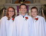 2014 Wolfs Church Confirmation