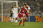 Vietnam vs Singapore during their AFF Suzuki Cup 2004 Group A match at Thong Nhat Stadium on 07 December 2004, in Ho Chi Minh City , Vietnam. Photo by Stringer / Lagardere Sports