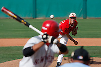 May 10, 2008. Las Vegas, NV: UNLV Rebels baseball against the New Mexico Lobos at Earl. E. Wilson Stadium. The Lobos went to win 7-4.