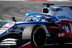 ROKiT Williams Racing, Nicholas Latifi, takes part in the tests for the new Formula One Grand Prix season at the Circuit de Catalunya in Montmelo, Barcelona. February 19, 2020 (ALTERPHOTOS/Javier Martínez de la Puente)