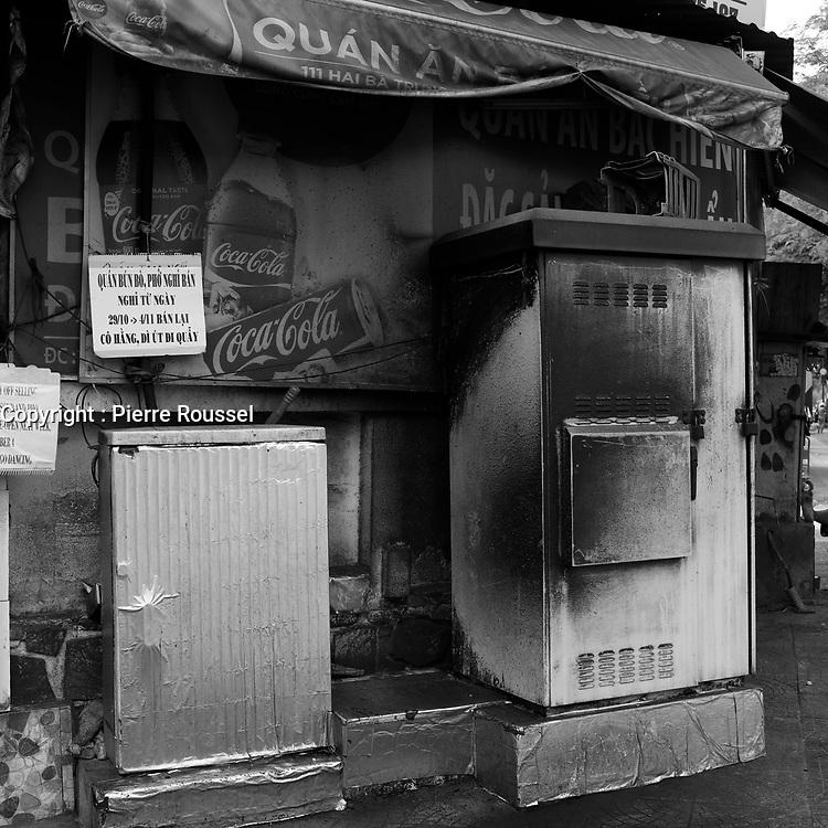 street photography in Ho Chi Minh City, Vietnam