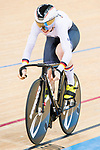 Pauline Sophine Grabosch of Germany competes on Women's 500 TT Finals during the 2017 UCI Track Cycling World Championships on 15 April 2017, in Hong Kong Velodrome, Hong Kong, China. Photo by Marcio Rodrigo Machado / Power Sport Images