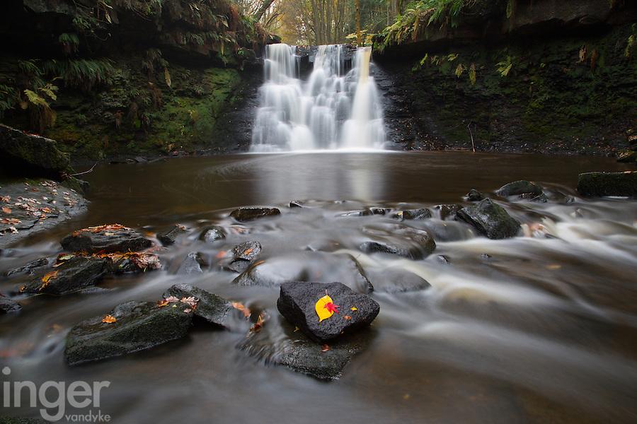 Goit Stock Falls in Yorkshire, United Kingdom